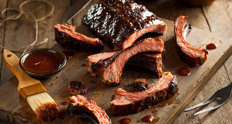 Battle of the BBQ: Texas