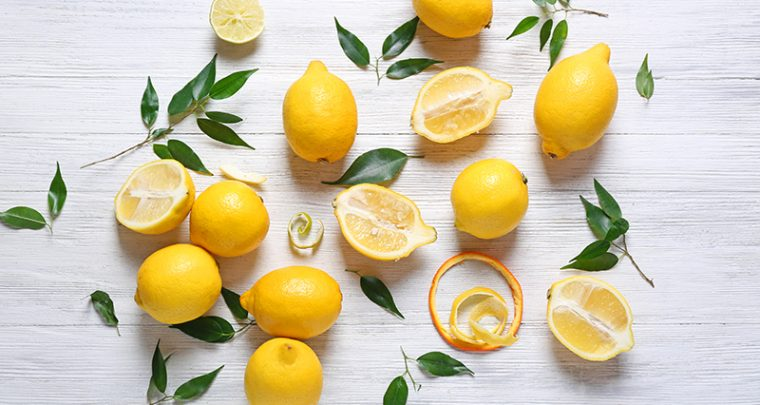 3 Out-of-the-Ordinary Lemon Recipes Perfect for Spring