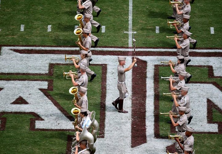 Texas A&M Traditions to Experience for Yourself in College Station