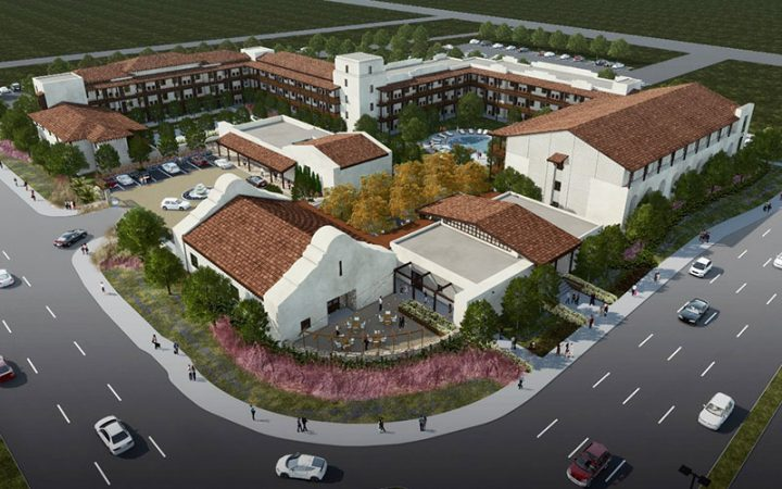 Your Sneak Peek into Valencia Group's Newest Hotel in Irving, Texas